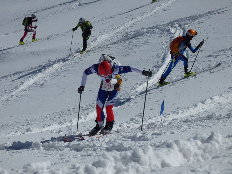 campionatul national schi alpinism